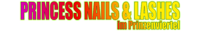 Logo Princess Nails - Ihr Nagelstudio in Berlin Karlshorst